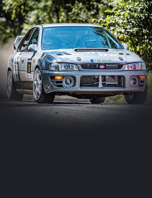 Štastné neštastné Auto In Rallye Železné hory ČMPR 2021