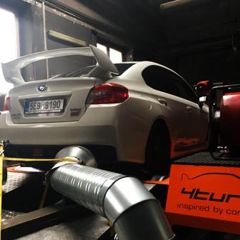 Subaru Impreza WRX STI 2015