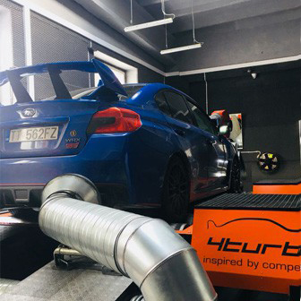Subaru Impreza WRX STI 2015 Prodrive specifikace