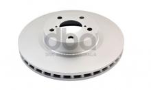 Přední brzdový kotouč DBA Street - hladký 294mm Levorg 2014+