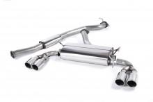 Nerezový výfukový set Milltek pro Impreza STI 2008-2012 hatchbak