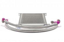 Olejový chladič HKS pro BRZ a GT86 s termostatem