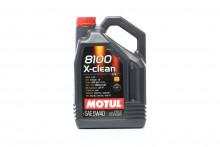 Motorový olej 5W40 Motul 8100 X-Cess 5l