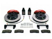 Brzdový kit Alcon - přední, 6píst, 365mm, červený Impreza GT/WRX/STI 1995-2018