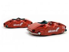 Brzdový kit Alcon - zadní, 4píst, 343mm Impreza GT/WRX/STI 2001-2007