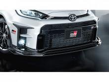 TRD spojler předního nárazníku Toyota Yaris GR 2020