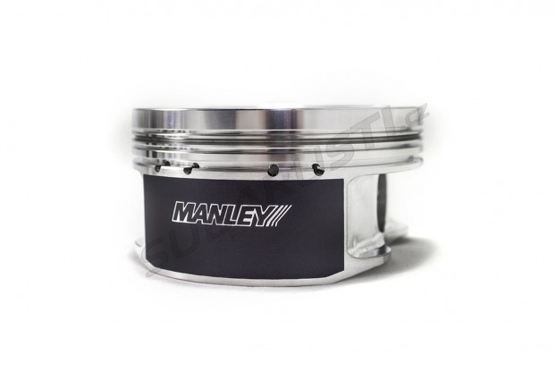 Kované písty Manley EJ25 99.50mm Impreza WRX/STI, Forester