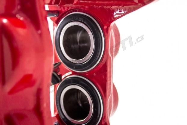 Brzdové třmeny Subaru WRX pro přestavbu na zimní / šotolinový setup