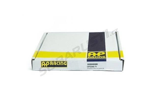 Spojková organická lamela AP Impreza GT/WRX 1995-2005