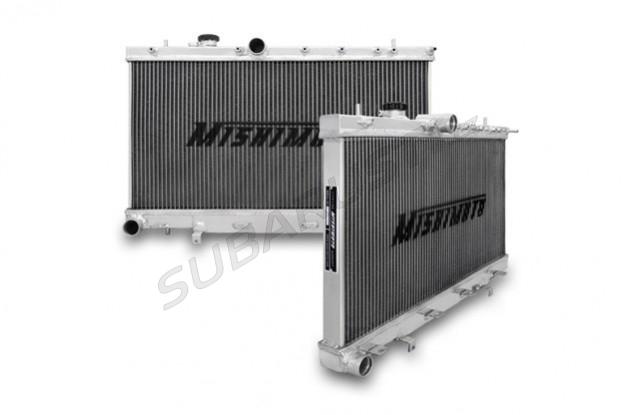Chladič vody Mishimoto Standart WRX 2008-2014 / STI 2008-2018