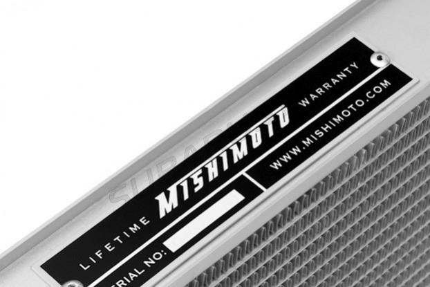 Chladič vody Mishimoto XLINE WRX 2008-2014 / STI 2008 - 2018