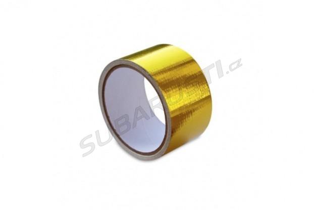 Zlatá ochraná termo páska