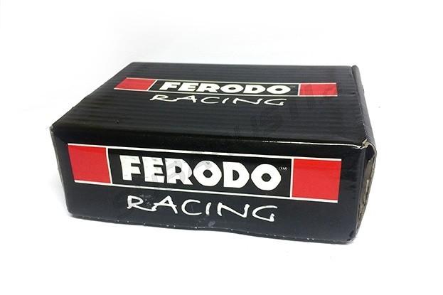 Zadní brzdové desky Ferodo DS2500 pro Impreza STI 2001-2017, EVO 5/6/7/8/9