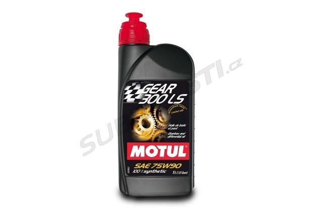 Převodový olej 75w90 Motul Gear 300 LS