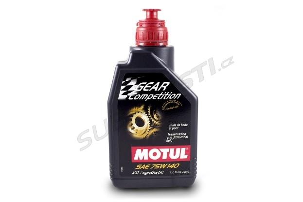 Převodový olej 75w140 Motul Gear FF