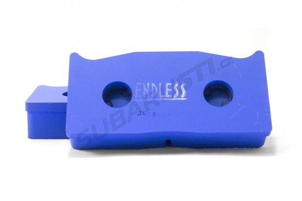 Zadní brzdové desky Endless N35S do brzdičů AP gr. N
