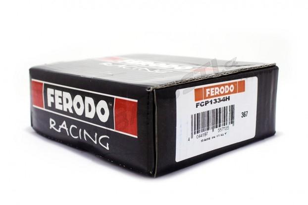 Přední brzdové desky Ferodo DS2500 pro Impreza STI 2001-2017, EVO 5/6/7/8/9/10