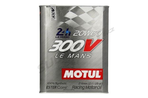Motorový olej Motul 300V Competition 20W60 (2 litry)