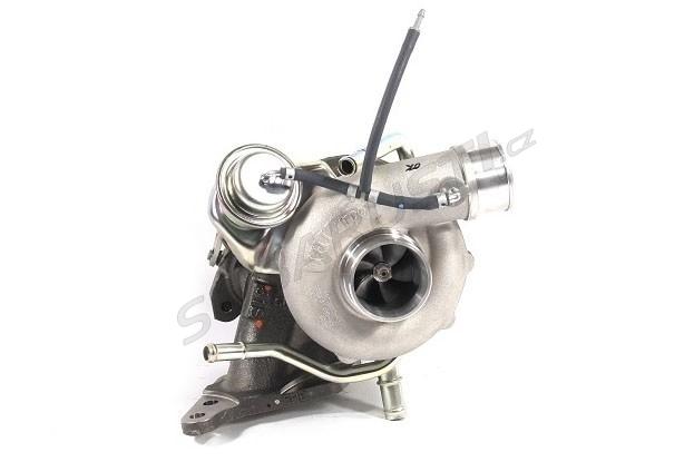 Twin scroll turbo IHI VF36 N12