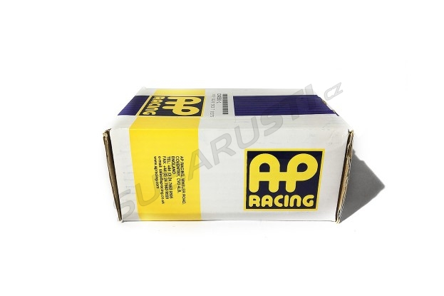 Omezovač brzdného tlaku AP Racing