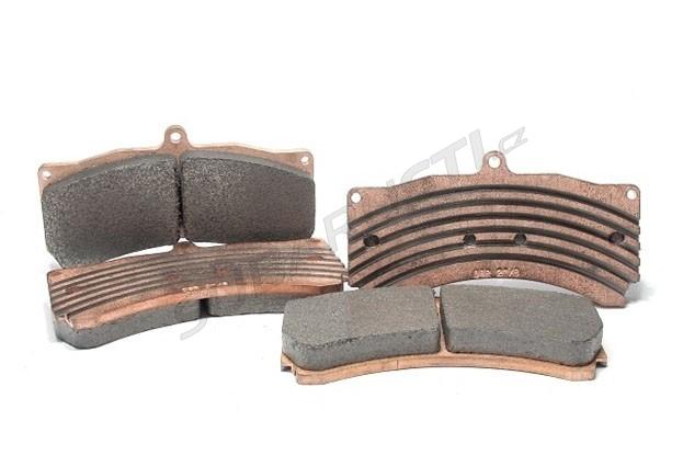 Přední brzdové desky Carbone Lorraine RC6 do brzdičů D2 a AP