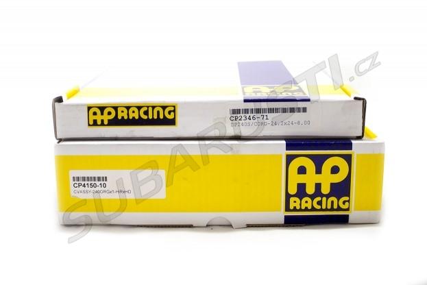 Spojková organická sada AP Racing Impreza STI 2001-2018