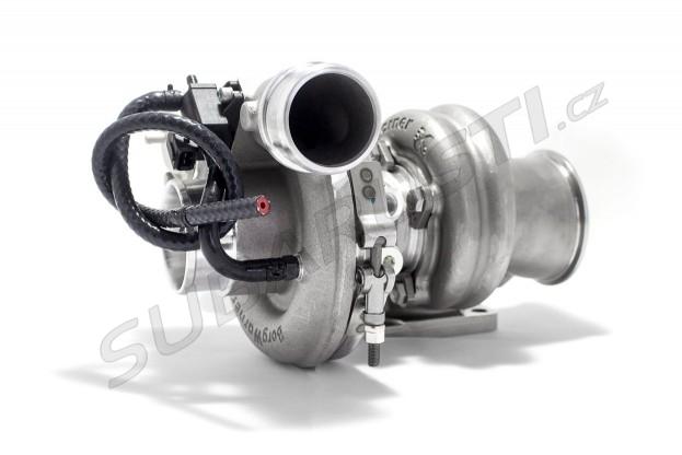Twin scroll turbo Borg Warner EFR 6758-G