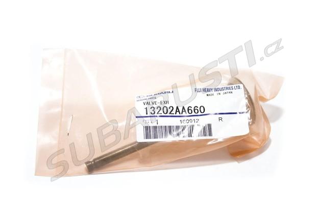 Výfukový ventil Impreza STI/Forester (N14)
