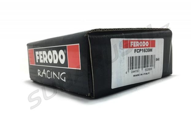 Přední brzdové desky Ferodo DS2500 pro WRX 2008-2014, Forester N/A, Forester XT 2002-2014, Impreza N/A, BRZ/GT86