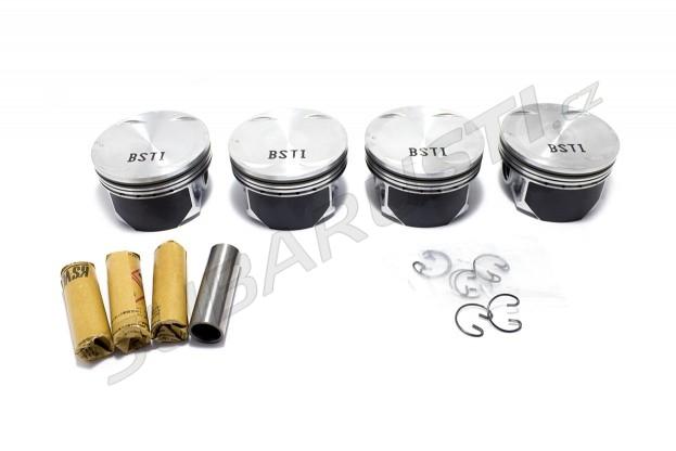 Set sériových pístů Impreza STI Spec C N15 (rozměr B) Impreza GT/WRX/STI, Forester, Legacy/Outback
