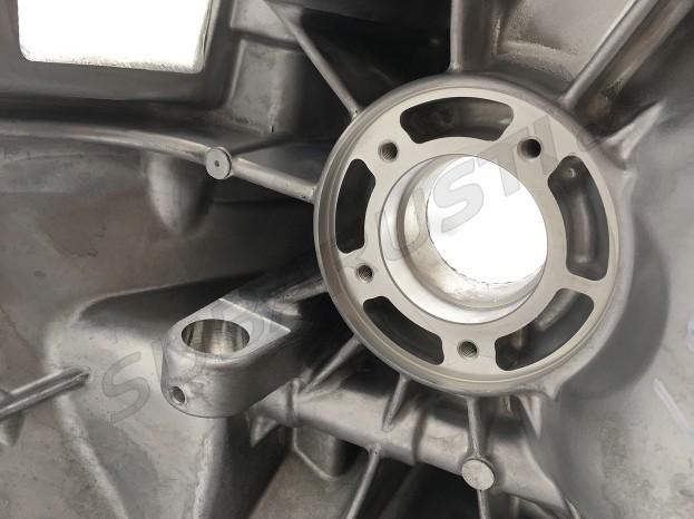 Obal převodovky - přední 6MT Impreza STI 2001-2007, Impreza N12