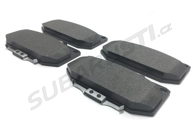 Přední brzdové desky Brembo WRX/GT (4píst)