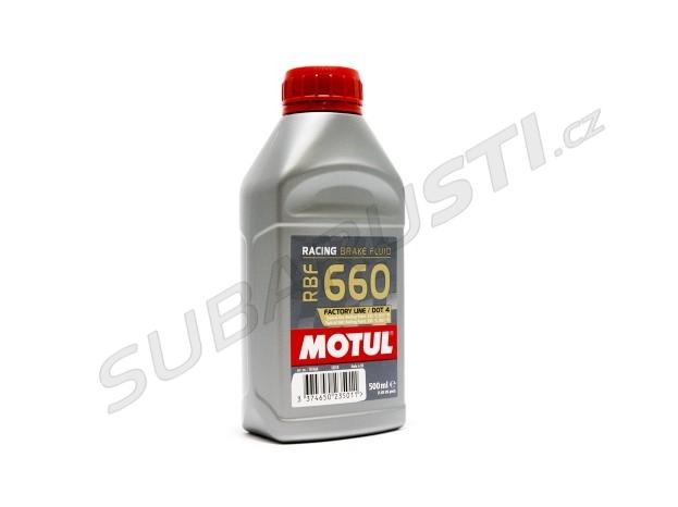 Brzdová kapalina Motul RBF 660