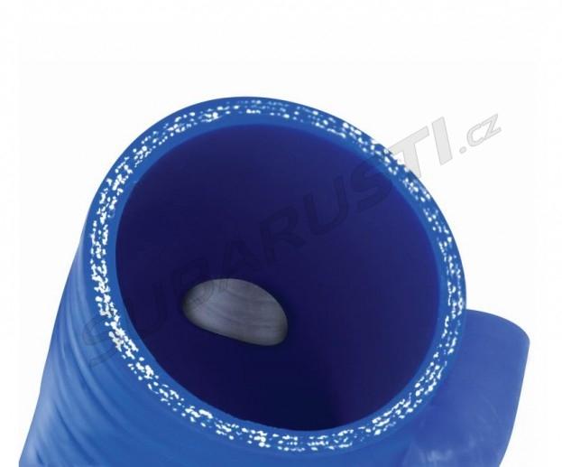 Sací hadice k turbu Mishimoto STI 2001-2018 - modrá
