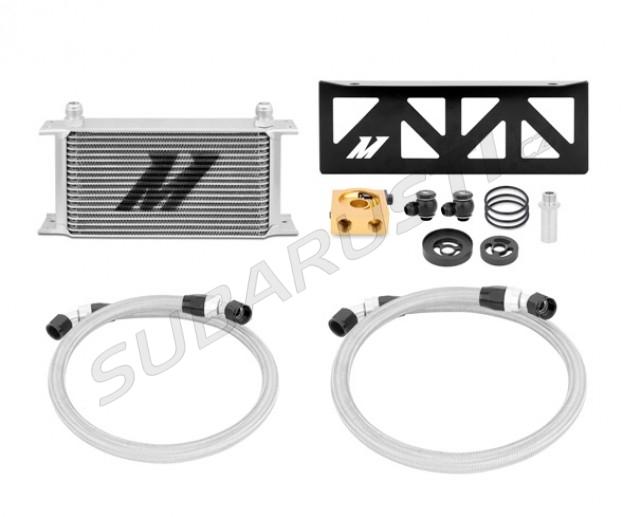 Olejový chladič pro BRZ a GT86 s termostatem