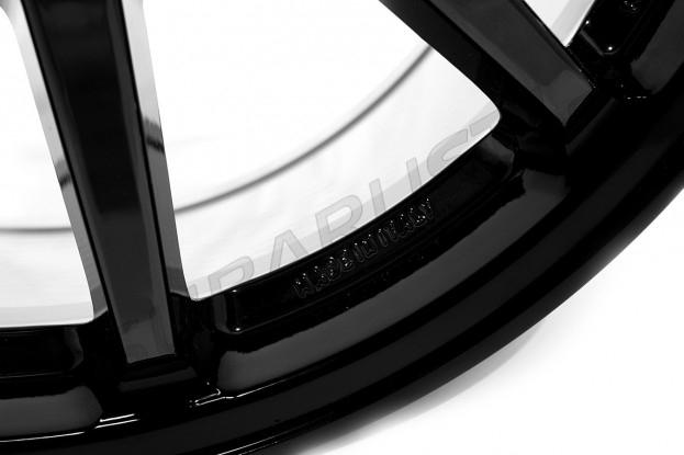 Závodní kola Arcasting ZAR 8x18 5x114.3 ET39 56.1, černá Impreza STI 2006-2018, Levorg