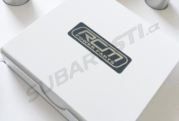 Kované písty RCM Omega 92.25 mm  Impreza GT/WRX/STI, Forester, Legacy/Outback