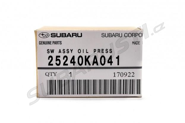 Čidlo tlaku oleje GT/WRX/STI, Forester, Legacy, Outback, Tribeca, BRZ, Baja