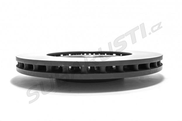Přední brzdové kotouče Brembo Gr.N - hladké 5x114.3 Impreza WRX STI 2006-2018