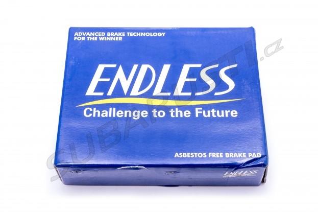 Přední brzdové desky Endless N35S Impreza STI 2001-2017, EVO 5/6/7/8/9/10