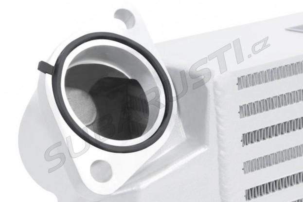 Intercooler Mishimoto Impreza WRX 2008+-2014 stříbrný