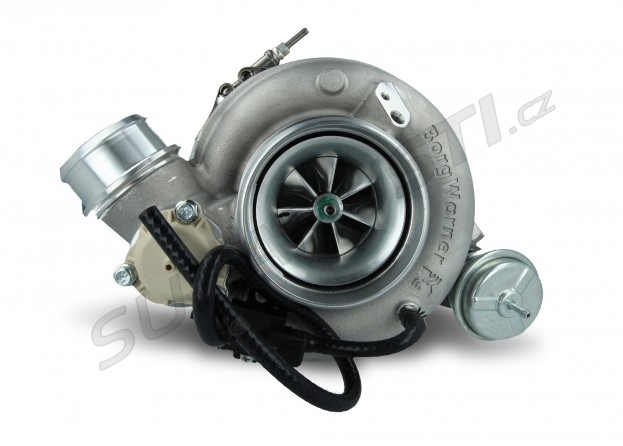Twin scroll turbo BorgWarner EFR-8374 T4-WG 0.92ar