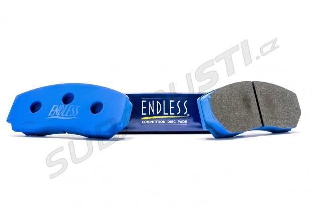 Přední brzdové desky Endless N35S do brzdičů AP gr.N