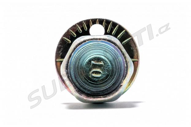 Šroub pro odklon ramene zadní nápravy Impreza (GT/WRX/STI) 1992-2007, Forester 1998-2007, Legacy 1992-1997