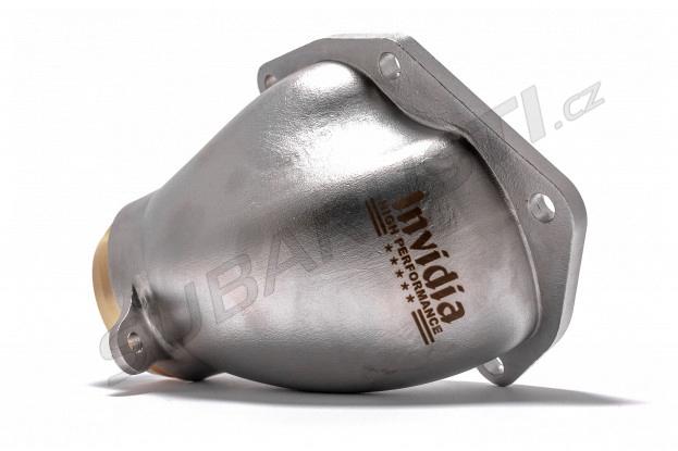 Invidia turbo outlet 3
