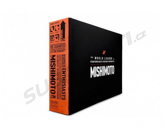 Chladič vody Mishimoto Standart Mitsubishi Lancer EVO 7/8/9