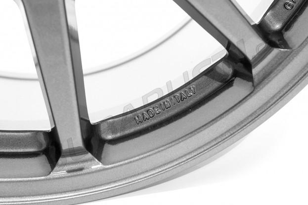 Závodní kola Arcasting ZAR 8x18 5x114.3 67.1 ET28, antracit EVO 5/6/7/8/9/10