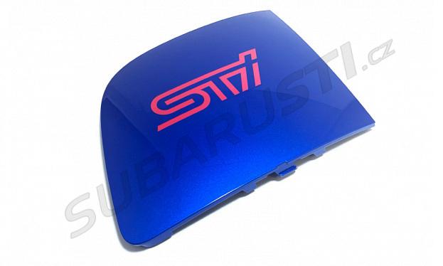 Krytka mlhovky Impreza WRX/STI 2006-2007 - levá, modrá