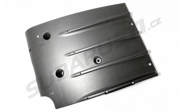 Difuzor zadního nárazníku Impreza WRX/STI 2006-2007