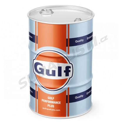 Závodní palivo GULF PERFORMANCE PLUS 111 (sud 54 litrů)